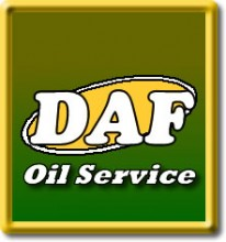 DAF Oil Service Alarmas<
