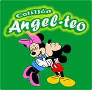 Cotillón Angel Teo<